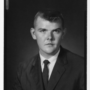 Clarence Powell portrait
