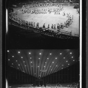4-H Club Week: Evening assembly in State Fair Arena, Recreation