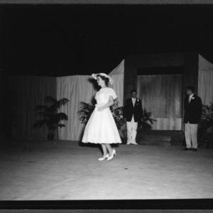 4-H Club Week: Dress Review Night at State Fair Coliseum