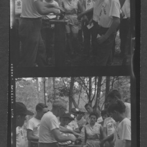 4-H Forestry Camp Millstone