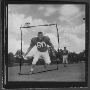Action Shot of Bob Roycroft