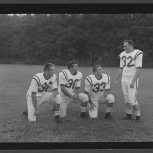 1959 Football Team (Fullbacks)