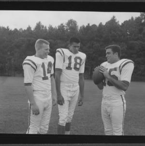 1959 Football Team (Quarterbacks)