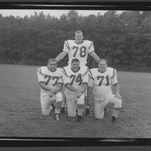 1959 Football Team (Tackles)