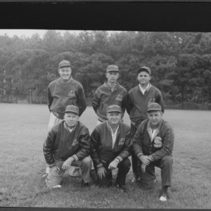 1959 Football Team (Coaching Staff)