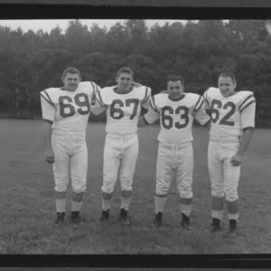1959 Football Team (Guards)