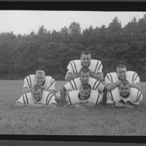 1959 Football Team (Halfbacks)