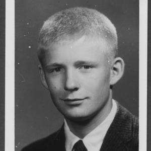 1959 4-H Club State Winner, Boys Citizenship