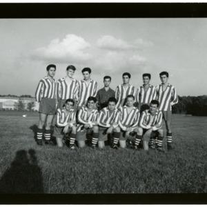 Soccer team's international students