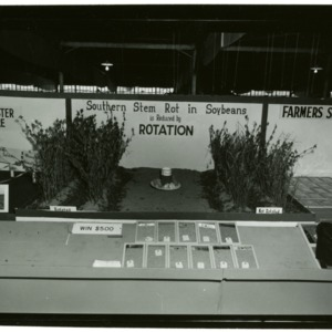 NC State Fair: Agronomy and Soil Exhibits