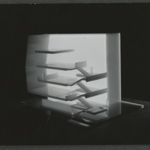Art museum model