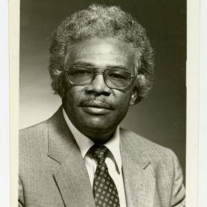 Lawrence M. Clark portrait