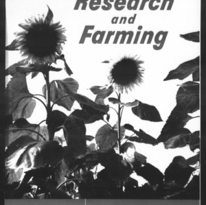 Research and Farming Vol. 19 No. 1