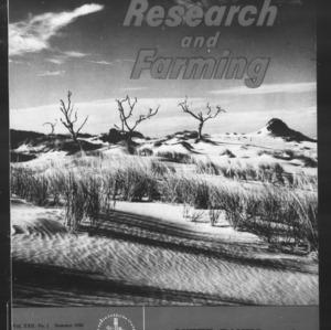 Research and Farming Vol. 22 No. 1