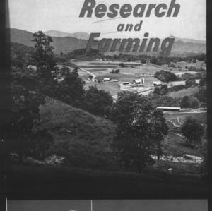 Research and Farming Vol. 22 No. 4