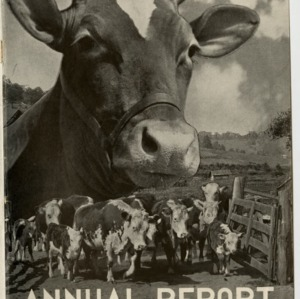 Annual Report of the Agricultural Extension Service of North Carolina State College for 1940