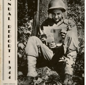 North Carolina Agricultural Extension Service Annual Report 1944