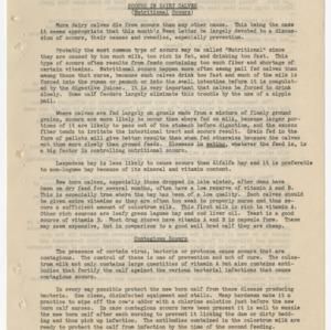 N.C. Extension Dairy News - October 1945