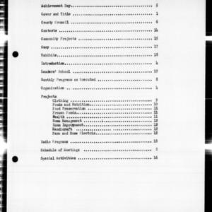 4-H Annual Narrative Report, Franklin County, NC