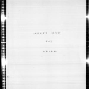 Narrative Reports from the Division of Publications