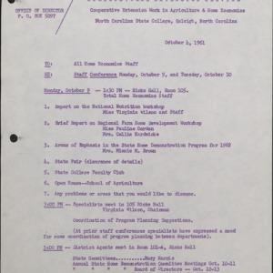 Administrative Binder -- Correspondence :: Administrative Records