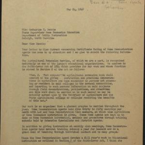 Correspondence :: Correspondence :: Administrative Records