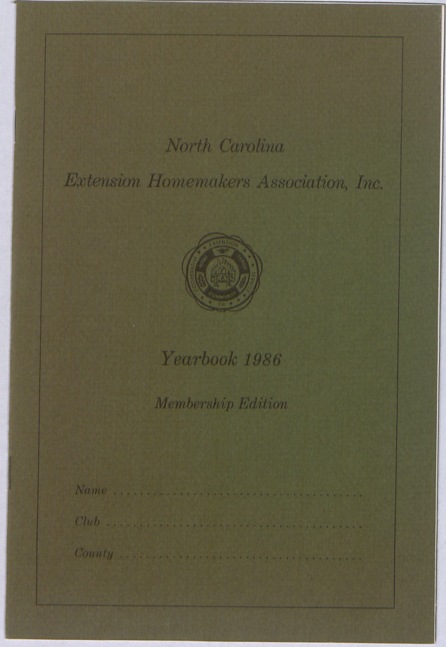 Yearbook (Membership edition) :: Yearbooks :: Administrative Records