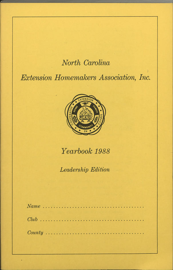 Yearbook (Leadership edition) :: Yearbooks :: Administrative Records