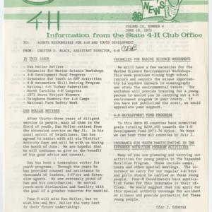4H News, vol. IX, no. 4