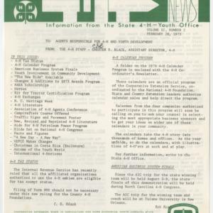 4H News, vol. XI, no. 2
