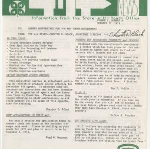 4H News, vol. XII, no. 8