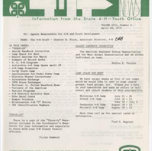 4H News, vol. XIII, no. 4