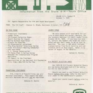 4H News, vol. XIII, no. 8