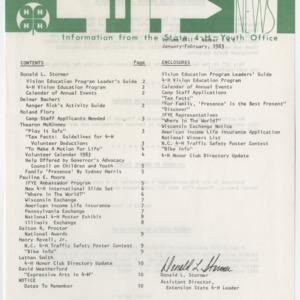 4H News, vol. XXII, no. 1 & 2
