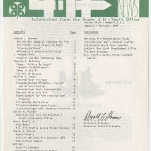 4H News, vol. XXIII, no. 1 & 2