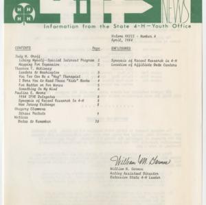 4H News, vol. XXIII, no. 4