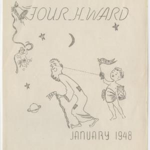 Four H Ward January 1948