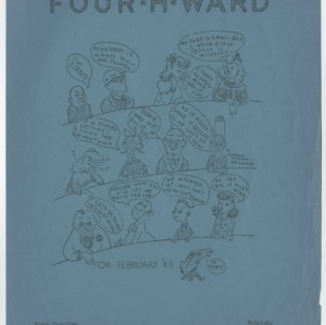 Four-H-Ward for February '48