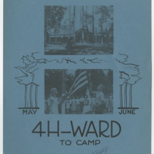 4 H-Ward to Camp May June