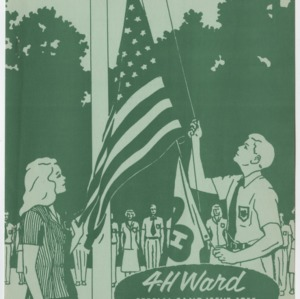 4-H Ward Special Camp Issue 1955