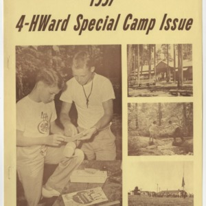 1957 4-HWard Special Camp Issue