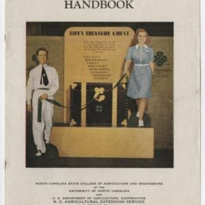 4-H Club Leaders Handbook