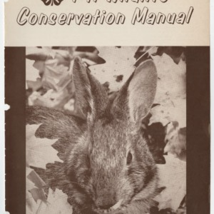 4-H Wildlife Conservation Manual (Club Series No. 61, Reprint)