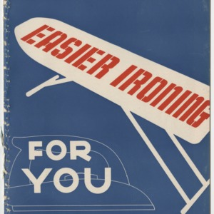 Easier Ironing For You (Club Series No. 74)