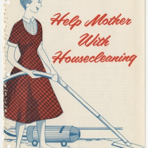 Help Mother With Housecleaning (Club Series No. 85, Reprint)