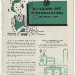 Streamline Dishwashing and Make It Fun (Club Series No. 86)