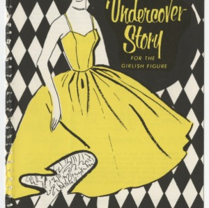 Undercover Story for the Girlish Figure (Club Series No. 89)