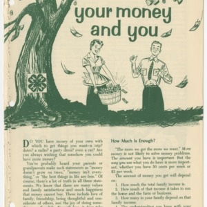 Your Money and You - Club Series No. 97