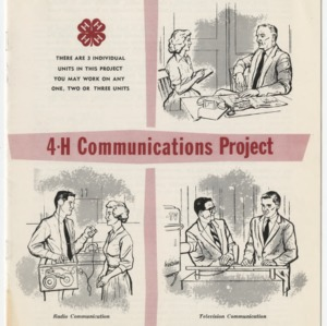 4-H Communications Project (Club Series No. 113)