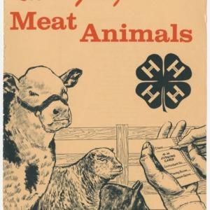 Let's Judge Meat Animals (Club Series 117)